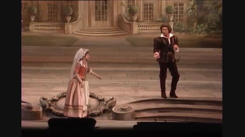 Mozart Don Giovanni Моцарт Дон Жуан Zeffirelli Levine Ramey Furlanetto Vaness Mattila Moll 1990