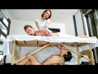 Honey Gold - Massage Revenge Fuck