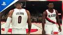 NBA 2K21 - MyTEAM Build Your Dream Team PS4