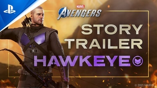 Marvel's Avengers - Operation: Hawkeye: Future Imperfect Trailer | PS5, PS4
