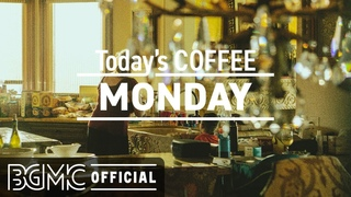 MONDAY MORNING JAZZ: Smooth Jazz with Coffee Shop Music Ambience - Jazz LIVE for Work, Study