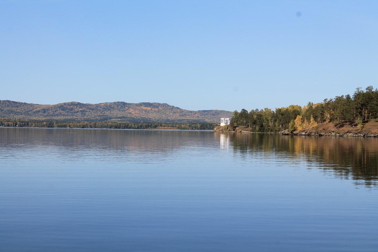 Осенние выходные в Озёрске