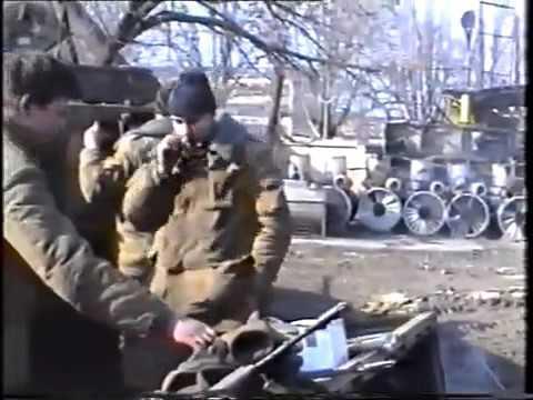 Чеченская война 1994 1995 год 81 Мотострелковый Полк часть 1