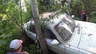 Волга на 39 тракторах, Mitsubishi Pajero, и Нива в стоке, сломали все тачки Offroad