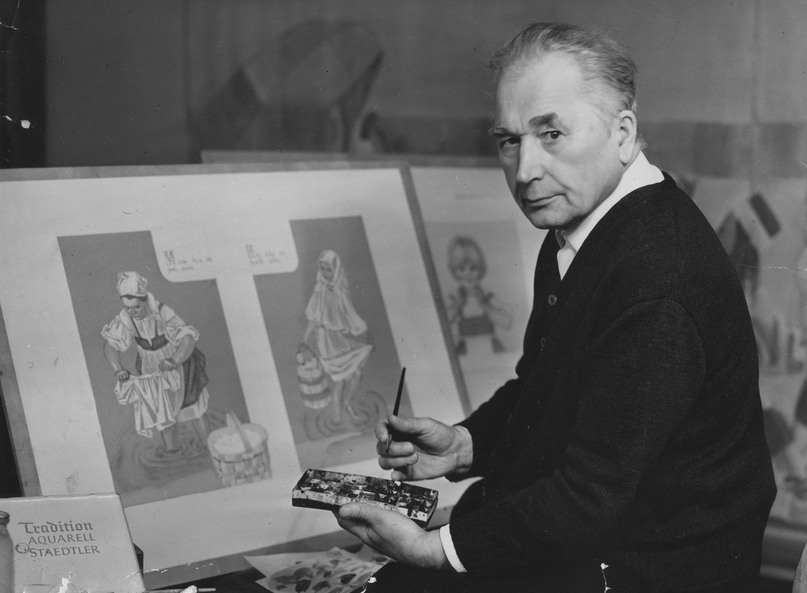 «Его оружие – карандаш»: выставка работ Алексея Пахомова открылась в Соколе ✍🏻