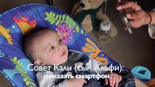7 способов уложить малыша спать