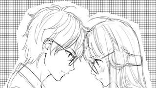 Кукрыниксы - Хрустальный мир (Persona 5) [Futaba Sakura x Ren Amamiya]