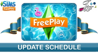 Sims FreePlay 🏝🌸🌤 | UPDATE SCHEDULE | PALM PERFECTION (Early Access) 🔑