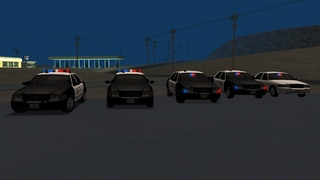 [AVS] Ford Crown Victoria LAPD PACK.