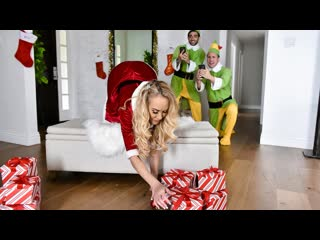 Mylf Brandi Love - Spitroasting Misses Clause NewPorn2019