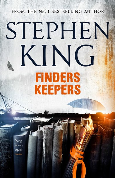 STEPHEN KING - Finders Keepers (Bill Hodges Trilogy #2)