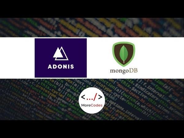 AdonisJS MongoDB - User Registration and Login - Explainer Video
