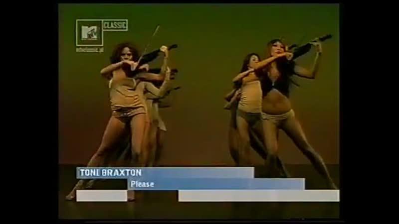 Toni braxton please mtv classic