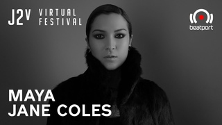 Maya Jane Coles  DJ set - J2v Virtual Festival | @Beatport Live