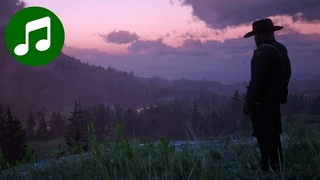 Beautiful Wild West Scenery 🎵 Relaxing RED DEAD REDEMPTION 2 Ambient Music (RDR2 Soundtrack | OST)