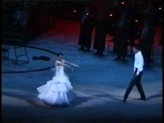 опера Кармен испанский танец ОЛЕ