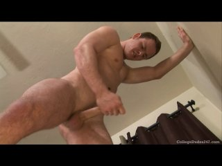 College Dudes 247 - Reed Talon Busts A Nut