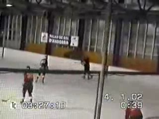 Андорский хоккей