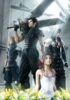 Final Fantasy VII Crisis Core and other series for PSP