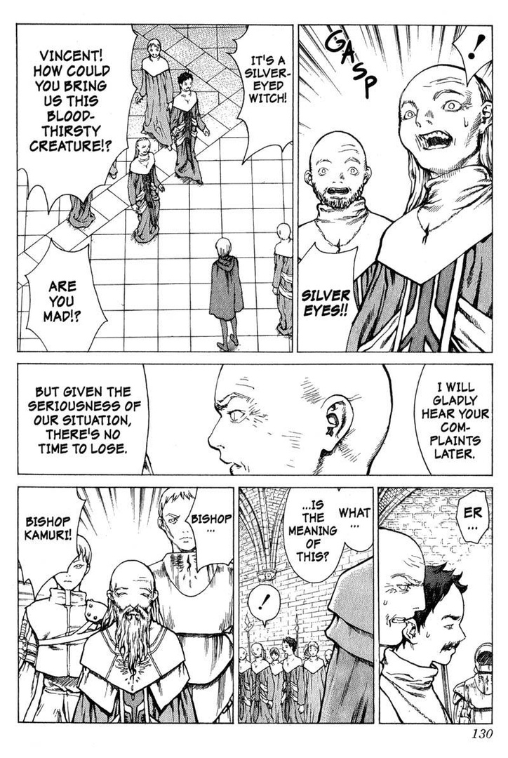 Claymore, Chapter 8, image #7