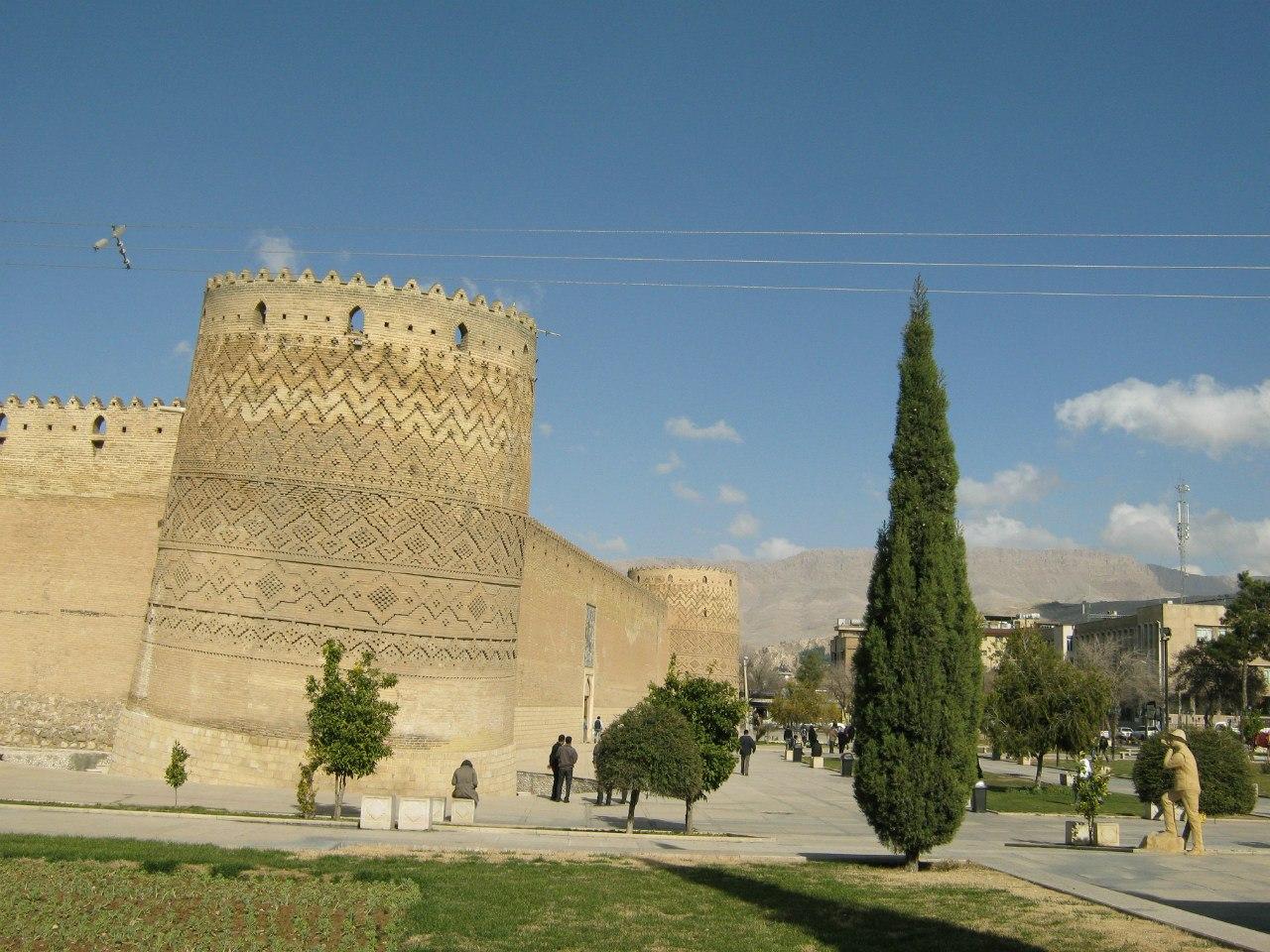 Замок Карим Хана Шираз