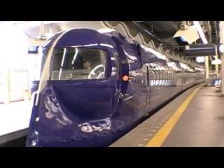 """南海 空港特急ラピートβ Limited Express """"rapi:t"""" for Kansai Airport"""