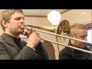 Kontorkonsert med Christianssand String Swing Ensemble