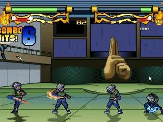 Myxa_cece в naruto ultimate ninja 2 mugen часть 1 из 2)