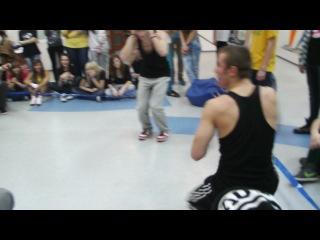 TROCADERO TRASH FINAL P00P t0 KILLA Ruzzle Duzzle Грек vs Стрижи 1ST ROUND