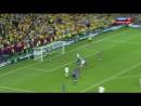 Англія 1-0 Україна 2 тайм