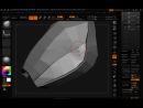 Elephorm 10 ATELIER PRATIQUE CREATION D'UN MECHA 06 Retouche Symétrie