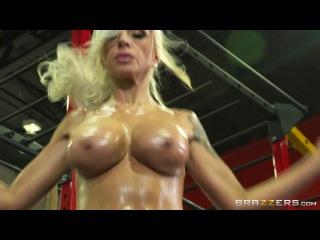 Can't Resist The Tits Nina Elle & Keiran Lee