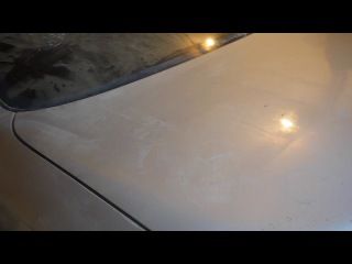 Заезд в гараж Чайзер SX90 после свапа