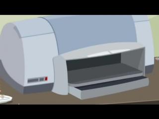 Как выделывается принтер