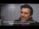 Thomas Anders. Interview. Berlin Fashion Week, PromiFlash, 29.01.2015 (RUS)