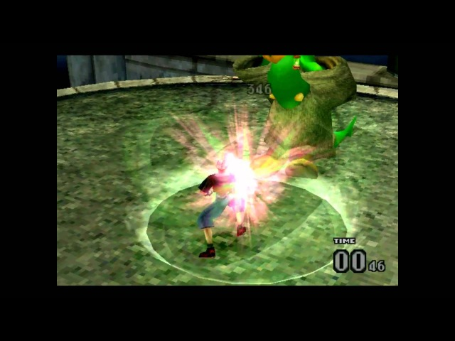 Fight with GF Tonberry King Let`s Play in Final Fantasy 8