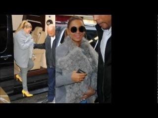 Illuminati Queen - Beyoncé's satanic baby doll