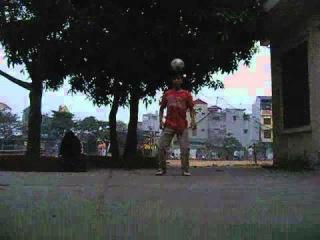 Styllball BOMB 2011 / Spin Combo / Freestyle Football / HARDCORE