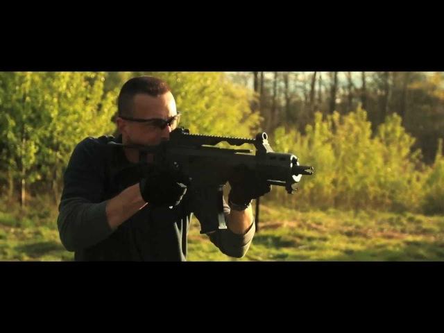 Shorty USA - Umarex/ST HK G36C AEG Airsoft Rifle