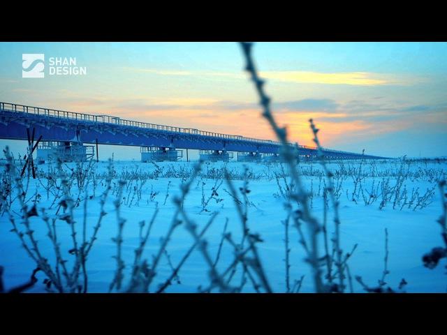 Студия SHANDESIGN - Мост через р.Юрибей