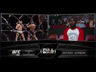 UFC 210: Anthony Johnson - Full Blast Cormier vs Gustafsson