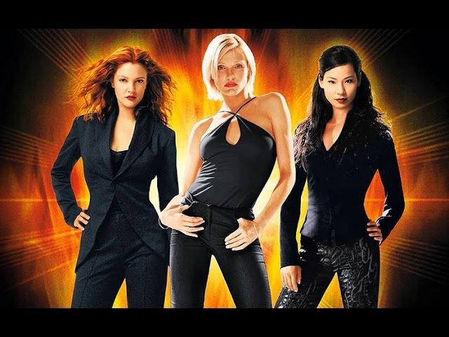Ангелы Чарли Зачарованные Destiny's Child и другие культовые женские трио