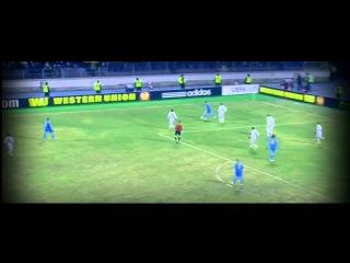 Широков не забил пенальти (Зенит - Базель 1-0)