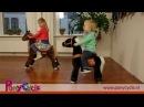 PonyCycle Детская механическая лошадка ПОНИЦИКЛ PONYCYCLE