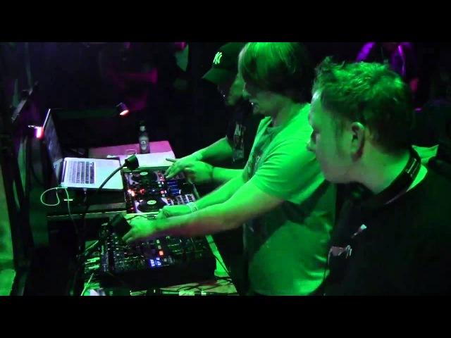 TRIPLE RELIGION live @ Apokalyptica 05 Dec 2012 Florida135 FragaSpain FULL VIDEO SET