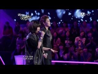 보이스 코리아[The Voice Of Korea]  강미진(Kang Mi Jin)[요아리] - 마리아[Maria]