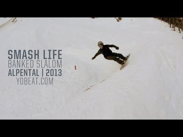 Alpental Smash Life Banked Slalom 2013