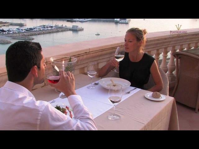 Food and beverage at Hotel Port Adriano Marina Golf Spa El Toro Calviá Mallorca