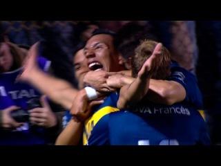Andrés Chávez - Individual highlights vs Rosario Central