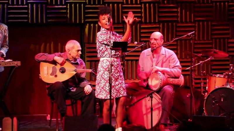 Alsarah The Nubatones - Joes Pub- Toshi Reagon Presents Good Folk